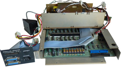Honeyview Carte mre chassis 2
