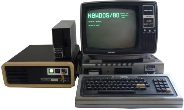 TRS 80 M1 Level2