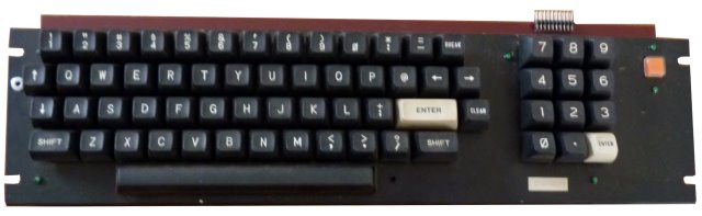 Clavier QWERTY M3